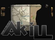 Ak iLL Metro Map Pic - blackout